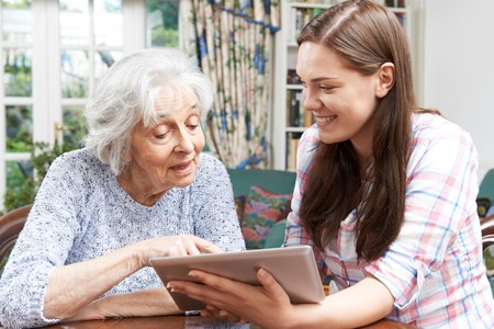 Caring for Your Loved Ones as They Age